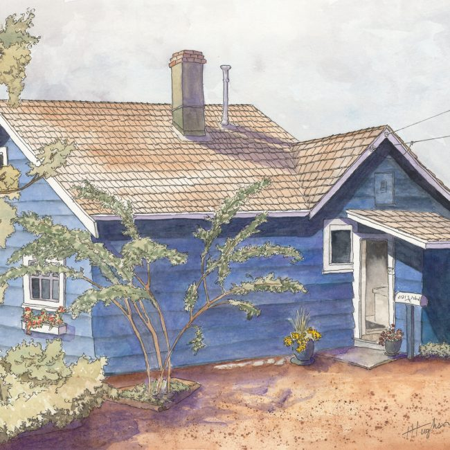 Sybil Andrews Cottage
